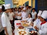 Trường Nghiệp vụ nhà hàng TP.HCM đào tạo nghề miễn phí