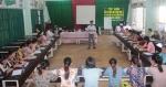 Tập huấn nghiệp vụ bảo vệ và chăm sóc trẻ em tại Định Quán