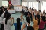 """Khóa tập huấn """"Quyền trẻ em và kỹ năng sống cho trẻ em/thanh thiếu niên"""" tại An Giang"""