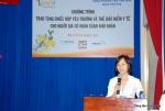 Bài phát biểu của Phó Chủ tịch phường Tân Thới Hòa, quận Tân Phú, TP.HCM