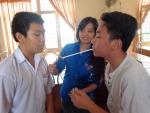 Tập huấn Kỹ năng sống cho trẻ em có hòan cảnh khó khăn