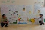 Tập huấn Kỹ năng làm việc nhóm cho nữ sinh tại Vĩnh Long