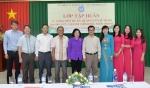 Phòng Hợp tác Quốc tế tham gia lớp tập huấn Kỹ năng viết dự án, quản lý và sử dụng nguồn vốn viện trợ phi Chính phủ Nước ngoài (PCPNN)
