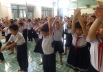 Khóa tập huấn kỹ năng tự bảo vệ bản thân cho trẻ em tại Mái Ấm Mai Tâm