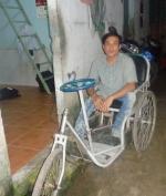 Nguyễn Văn Tâm: trang đời mới từ nghề mộc