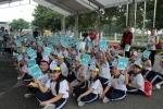 700 em học sinh được tìm hiểu về nước sạch
