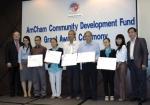 AmCham Việt Nam tài trợ hơn 400 triệu cho 5 dự án cộng đồng
