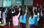 """Khóa tập huấn """"Quyền trẻ em và kỹ năng sống cho trẻ em/thanh thiếu niên"""" tại Vĩnh Long"""