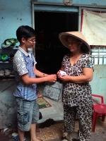 Nguyễn Vũ Đăng Hưng: nỗi lo của cậu học trò nghèo