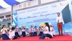 Dạy tiết kiệm và bảo vệ nước cho học sinh tại huyện Bình Chánh, TP.HCM