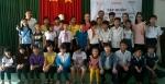 Lễ tổng kết dự án hỗ trợ trẻ em/thanh thiếu niên tại Cao Lãnh, Đồng Tháp