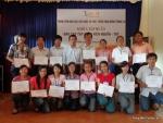 Hoàn thành khóa đào tạo Tập huấn viên nguồn - TOT